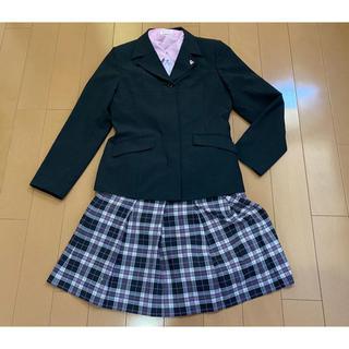 エル(ELLE)のELLE エル 150cm 4点セット スーツ アンサンブル 卒業式 発表会(ドレス/フォーマル)