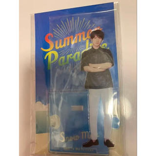 Johnny's - Summer Paradise 渡辺翔太 アクリルスタンド