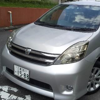 トヨタ - 全てコミコミ総額20万円 トヨタ アイシス プラタナ 程度良好 豪華装備