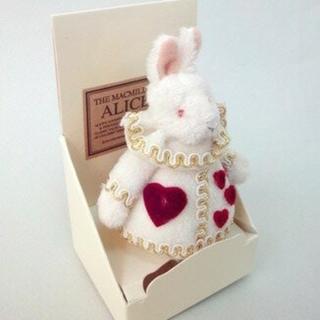 Disney - 新品 日本製 不思議の国のアリス ウサギぬいぐるみマスコット