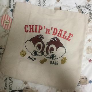 Disney - チップとデール バッグ