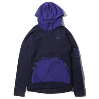 NIKE - ジョーダン パーカー USサイズ M 紫 ナイキ