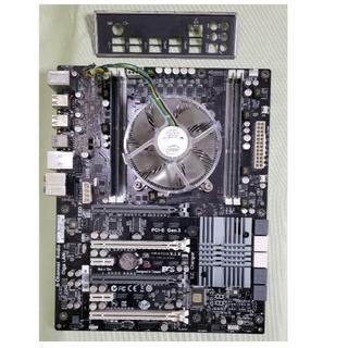 動作品 i7 3930k/16G/X79R-AX LGA2011 #D5(PCパーツ)
