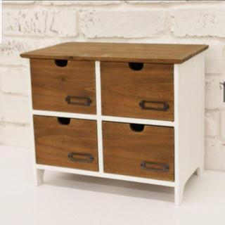 引き出し アンティーク 木製 ドロワー 小物入れ おしゃれ 可愛い 新品 収納