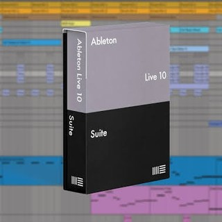 ableton live suite(DAWソフトウェア)