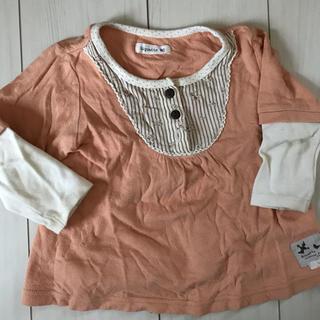 ビケット(Biquette)のビケット 長袖 80(Tシャツ/カットソー)