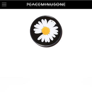 PEACEMINUSONE - PMO PHONE POP UP GRIP #1 BLACK