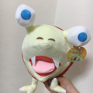 ニンテンドウ(任天堂)のチャッピー ぬいぐるみ ピクミン2(ぬいぐるみ)