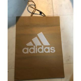 アディダス(adidas)のアディダス 紙袋 ショップ袋(ショップ袋)