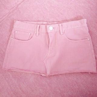 moussy - MOUSSY ピンクデニムスカート 美品 春服 パステルかわいい♪