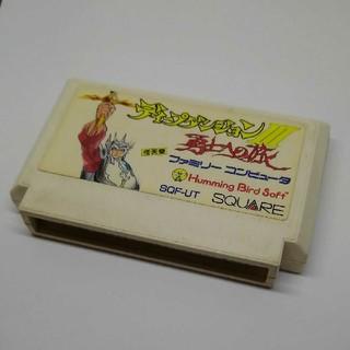 ファミリーコンピュータ(ファミリーコンピュータ)のファミコンソフト ディープダンジョンⅢ 勇士への旅 SQF-UT 任天堂 中古(家庭用ゲームソフト)