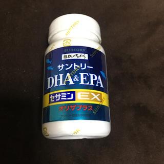 サントリー(サントリー)のサントリー自然のちから DHA&EPA+セサミンEX(その他)