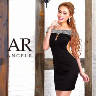 エンジェルアール(AngelR)の【AR】Angel R  ミニドレス(ミニドレス)