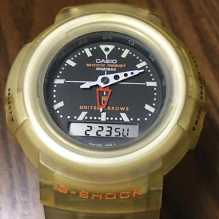 ジーショック(G-SHOCK)の【動作確認済】CASIO x UNITED ARROWS 別注第二弾 Gショック(腕時計(デジタル))