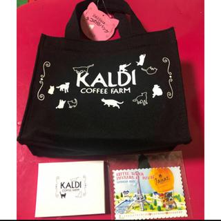 KALDI - カルディ 猫の日バック3点セット