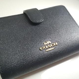 COACH - ☆質屋出品@o COACH コーチ がま口財布  美品