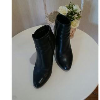 ダイアナ(DIANA)のダイアナ  ショートブーツ  ブーティー  21.5(ブーツ)