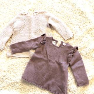 ZARA KIDS - zara babygirl 6〜9month