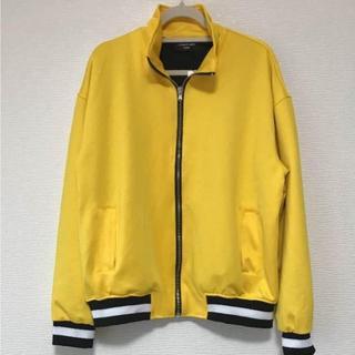 新品★サプール sapeur トラックジャケット ジャンパー XL 黄色★(その他)