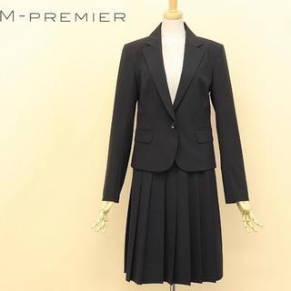 エムプルミエ(M-premier)のエムプルミエ スーツ ブラック 美品(スーツ)