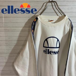 エレッセ(ellesse)の【ellesse】人気 エレッセ ビックロゴ スウェット(スウェット)