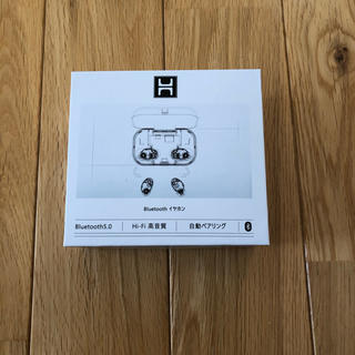 (新品)ワイヤレス Bluetooth  イヤホン(ヘッドフォン/イヤフォン)