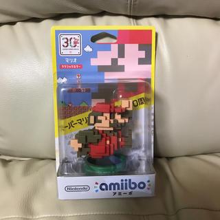 任天堂 - スーパーマリオ ドット アミーボ amiibo  ゲームボーイ