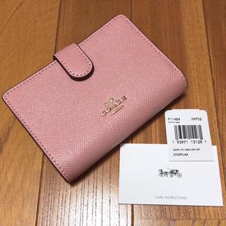 COACH - 新品 COACH 二つ折り財布 ウォレット