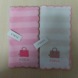 Furla - フルラ タオルハンカチ 2枚 新品 ⑪