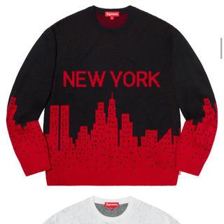 Supreme - supreme new york sweaer 20ss