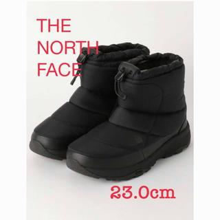 THE NORTH FACE - ノースフェイス ヌプシ ショートブーツ ブラック 箱付き ブーティー