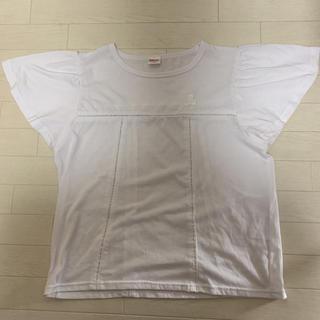 ウィルソン(wilson)の【Wilson】 美品 ウィルソンベア Tシャツ テニスウェア ゲームシャツ(ウェア)