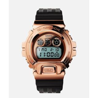 ジーショック(G-SHOCK)のkith g-shock GM6900 Rose gold(腕時計(デジタル))