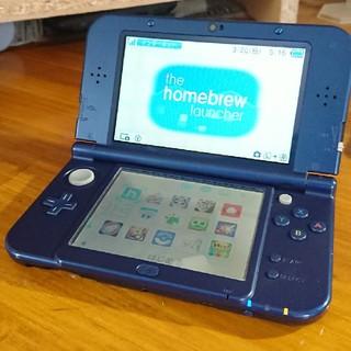 ニンテンドー3DS - HBL導入済み New 3DS LL