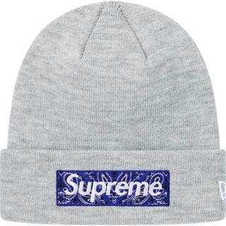 Supreme - 新品最安 supreme  New Era® Box Logo Beanie