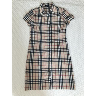 BURBERRY - Burberry ワンピース
