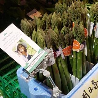 奈良県明日香村産 アスパラガス(野菜)