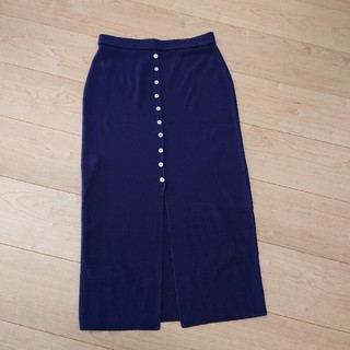 SCOT CLUB - RADIATE  ニットスカート