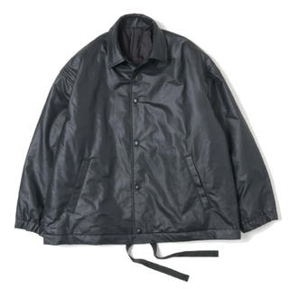 COMOLI - whowhat フーワット coach jacket 新品