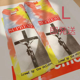 Supreme - Supreme loved by the children tee  L