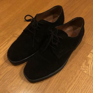リーガル(REGAL)のGEOX スエード靴 (ドレス/ビジネス)