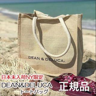DEAN & DELUCA - DEAN&DELUCA  NY限定  正規品  内側防水コーティング