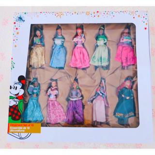 Disney - 【レア】 WDW限定 ディズニー クリスマス オーナメント プリンセス アメリカ