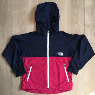 THE NORTH FACE - 美品 ノースフェイス キッズ コンパクトジャケット 130