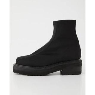 SLY - STRETCH TANK SOLE ブーツ