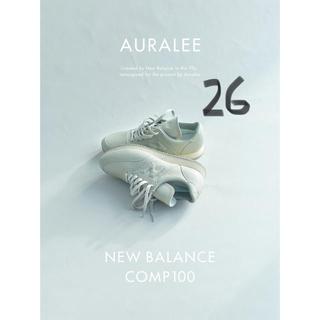 New Balance - 26cm ニューバランス オーラリー