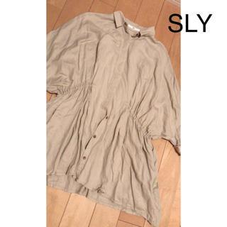 スライ(SLY)の SLY(チュニック)