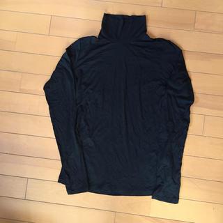 カミシマチナミ(KAMISHIMA CHINAMI)のカミシマチナミ タートルネック長袖Tシャツ(Tシャツ(長袖/七分))