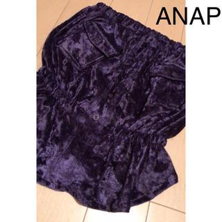 アナップ(ANAP)のANAP(ベアトップ/チューブトップ)