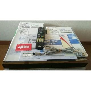 SHARP - SHARP シャープ ブルーレイレコーダー BD-HDW45 (500GB )